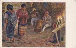El Salvador San Salvador Baile de Indios