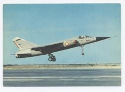 Mirage F I -  Aéronautique Marcel Dassault - Avion De Combat Monoplace à Mach 2,2 - LYNA - 1970  - RECTO/VERSO-C71 - 1946-....: Moderne