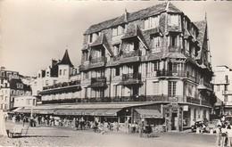 14 - TROUVILLE - HOTEL LE FLAUBERT - Trouville
