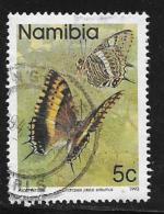 Namibia, Scott # 742 Used Butterflies, 1993 - Namibia (1990- ...)