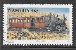 Namibia, Scott # 770 Used Train, 1994 - Namibia (1990- ...)