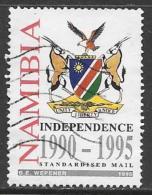 Namibia, Scott # 778 Used Independence, 1995 - Namibia (1990- ...)
