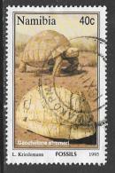 Namibia, Scott # 779 Used Fossils, 1995 - Namibia (1990- ...)