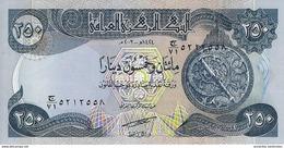 IRAQ 250 DINARS 2003 P-91 UNC [IQ347a]