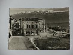 BRESCIA - Lago Di Garda - Gargnano - Municipio - 1953 - Brescia