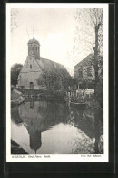 AK Koedijk, Ned. Herv. Kerk, Blick Zur Kirche - Paesi Bassi