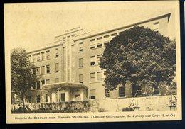 Cpa Du 91  Juvisy Sur Orge -- Société De Secours Aux Blessés Militaires -- Centre Chirurgical  YPO6 - Juvisy-sur-Orge
