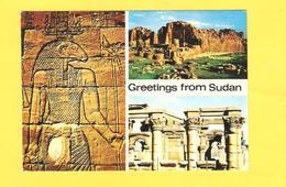 Postcard - Sudan      (V 30661) - Soedan