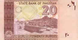 PAKISTAN P. 46b 20 R 2005 UNC - Pakistan