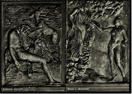2 X Roma Museo Capitolino  -  Endimionedormiente  -  Perseo E Andromeda  -  Ansichtskarten Ca.1970    (6303) - Museen