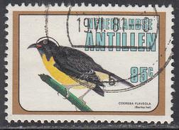 NETHERLANDS ANTILLES    SCOTT NO. 461      USED       YEAR  1980 - Curaçao, Antilles Neérlandaises, Aruba