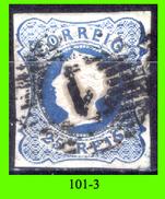 Portogallo-101.3 - 1853 - Y&T: N. 2 (o) Privo Di Difetti Occulti. - 1853 : D.Maria