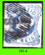 Portogallo-101.4 - 1853 - Y&T: N. 2 (o) Privo Di Difetti Occulti. - 1853 : D.Maria