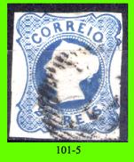 Portogallo-101.5 - 1853 - Y&T: N. 2 (o) Privo Di Difetti Occulti. - 1853 : D.Maria