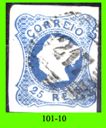 Portogallo-101.10 - 1853 - Y&T: N. 2 (o) Privo Di Difetti Occulti. - 1853 : D.Maria