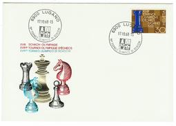 Jeux // Echecs // XVIIIe Tournoi Olympique D'échecs - Echecs
