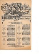 Partition-Les Cloches De Corneville -  -  Paroles : Clairville Et Gabet - Musique: R. Planquette - Non Classés