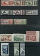 1941/2 Niger, Tutte Serie Complete, Serie Completa Nuova (**) - Unused Stamps