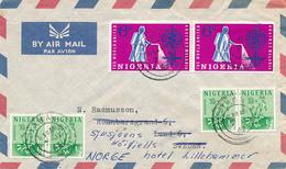 NIGERIA - 1962 , Kampf Gegen Den Malaria - Nigeria (1961-...)