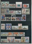 1962/7 Niger, Tutte Serie Complete, Serie Completa Nuova (**) Cat. Yvert Euro 62,00 - Niger (1960-...)