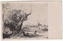 Amsterdam - 'DE OMVAL' - Rembrandt Van Rijn - Rijksmuseum, Rijksprentenkabinet - 1949 - (Noord-Holland/ Nederland) - Amsterdam