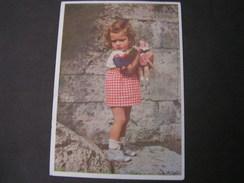 Kind Mit Puppe , Heinsberg Karte 1948 - Abbildungen