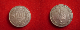 Union Monétaire Ouest Africaine 100 Francs, Banque Centrale Des états De L'Afrique De L'ouest 1970 - Monnaies