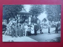 BONNEVILLE CAVALCADE 1938 LA PAGODE KIOU SIOU Devant La Sous Prefecture Archives SIMONE FALLION - Bonneville