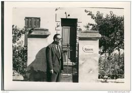 Casablanca , Allée Des Rosiers , 1952 .  BELLE VILLA . - Places