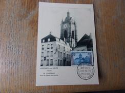 FRANCE (1959) AVESNES SUR HELPE - Cartes-Maximum