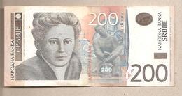 Serbia - Banconota Circolata Da 200 Dinari - 2005 - Serbia
