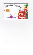 Gn 273  . 10/96 . MAISON De La PRESSE : PERE NOEL . - 5 Units