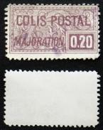 COLIS POSTAUX N° 158 TB Oblit Cote 20€ - Pacchi Postali