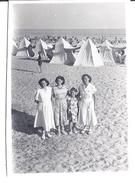 SABLES D'OLONNE  AOUT 1949 9X6CM - Lieux