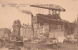 Antwerpen 1926 Waalsche Kaai - Antwerpen