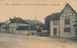 39 - VOITEUR - Jura - La Mairie, Les Postes Et Télégraphes - France