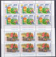 Europa Cept 2006 Romania 2v  Sheetlets ** Mnh (F6042) - Europa-CEPT