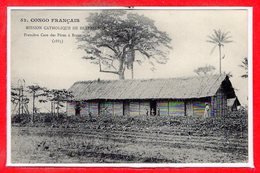 AFRIQUE - CONGO -- BRAZZAVILLE -- Mission Catholique... - N°52 - Brazzaville