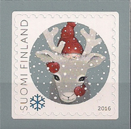 2016 Finnland  Mi.2472-3 **MNH  Weihnachten Freundschaft Und Freude Am Teilen