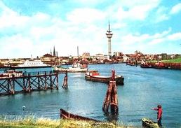 # Bremerhaven - Geestemündung Und Radarturm - Bremerhaven