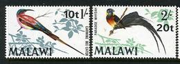 1970 - MALAWI -  Catg. Mi. 132/133 - NH - (CAT85635.8) - Malawi (1964-...)