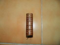 LIVRE CHANSONS COMPLETES ET POESIES DIVERSES DE M A M DESAUGIERS PAR ALFRED DE ROUGY NOUVELLE EDITION 1858 - Bücher, Zeitschriften, Comics