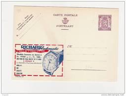 Publibel Neuve N° 947 (Montres   RICHARD  Automatic) - Stamped Stationery
