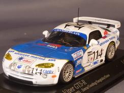 Minichamps 400011414, Dodge Viper GTS-R, 24h Daytona 2001, Zonca - Gooding - Sangiulio - Duno, 1:43 - Minichamps