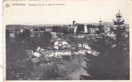Neufchâteau, Panorama Pris De La Route De Florenville  (31779) - Neufchâteau