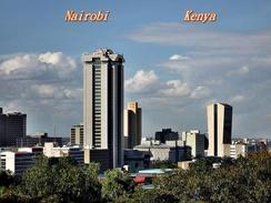 Nairobi Kenia - Kenia