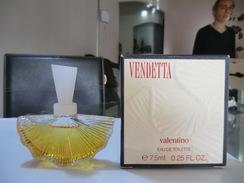 VENDETTA - EDT 7,5 ML De VALENTINO - Miniatures Modernes (à Partir De 1961)