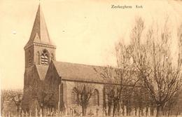 Zerkerghem / Zerkegem : Kerk - Jabbeke