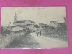 LUCHAPT   1910  ARDT MONTMORILLON /   VUE D ENSEMBLE   EDIT    CIRC  OUI - France
