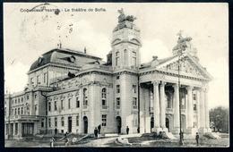 Sofia, Le Theatre De, Theater, Um 1915 - Bulgarien